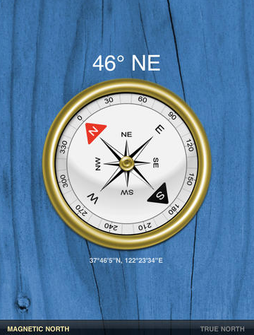 33 Outdoor Apps to Get Kids into Nature Compass for iPad