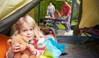 First time camping with kids?  8 Tips to getting it right.