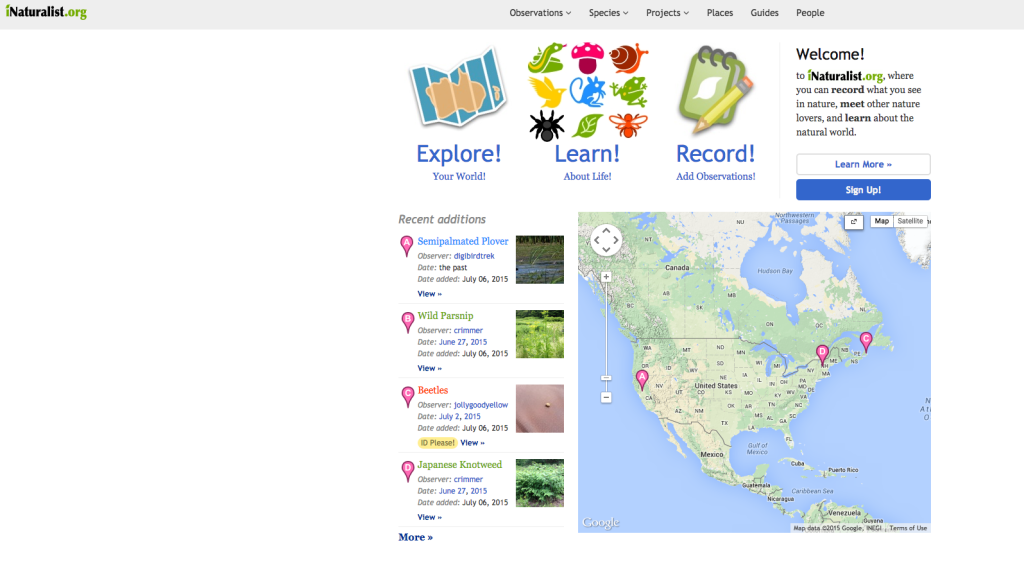 33 Outdoor Apps to Get Kids into Nature iNaturalist