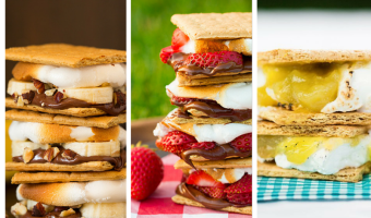 11 Delicious S'more Recipes for Your Next Campfire