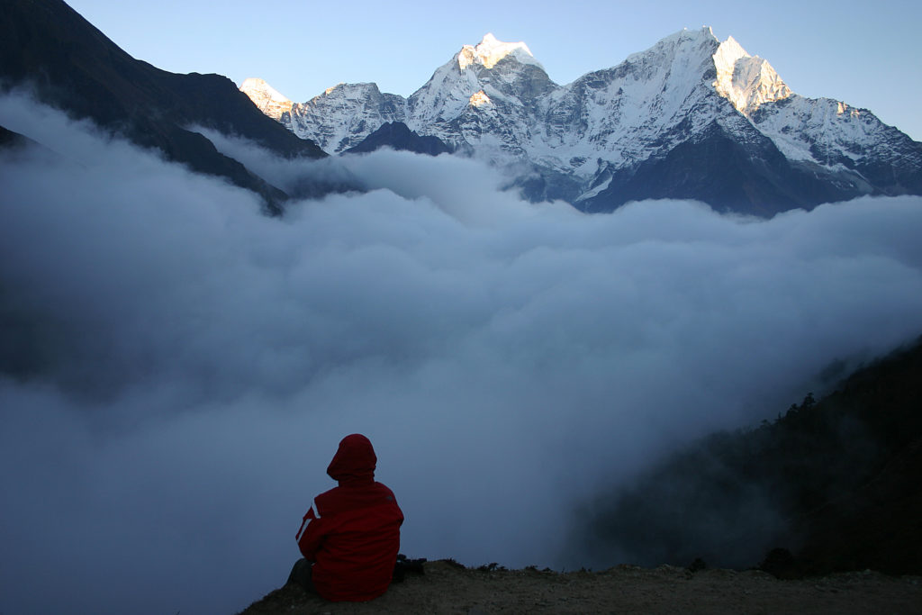 Hiking and Backpacking Mount Everest Base Camp Nepal