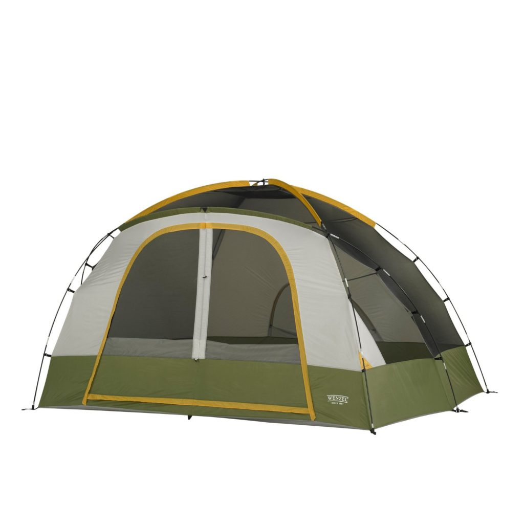 Evergreen 6 by Wenzel Best 6-Person Family Tent