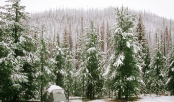 10 Tips for Winter Camping With Kids