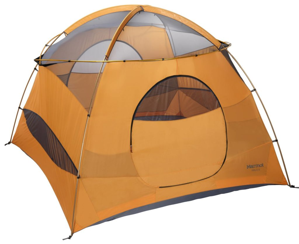 Marmot Halo 6P Best 6-Person Family Tents