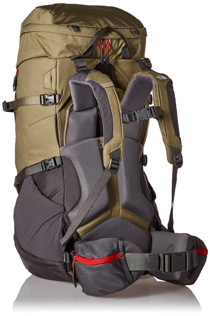 North Face Terra 55 Side View