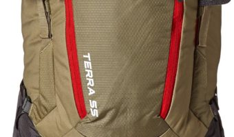 North Face Youth Terra 55 Backpack Review