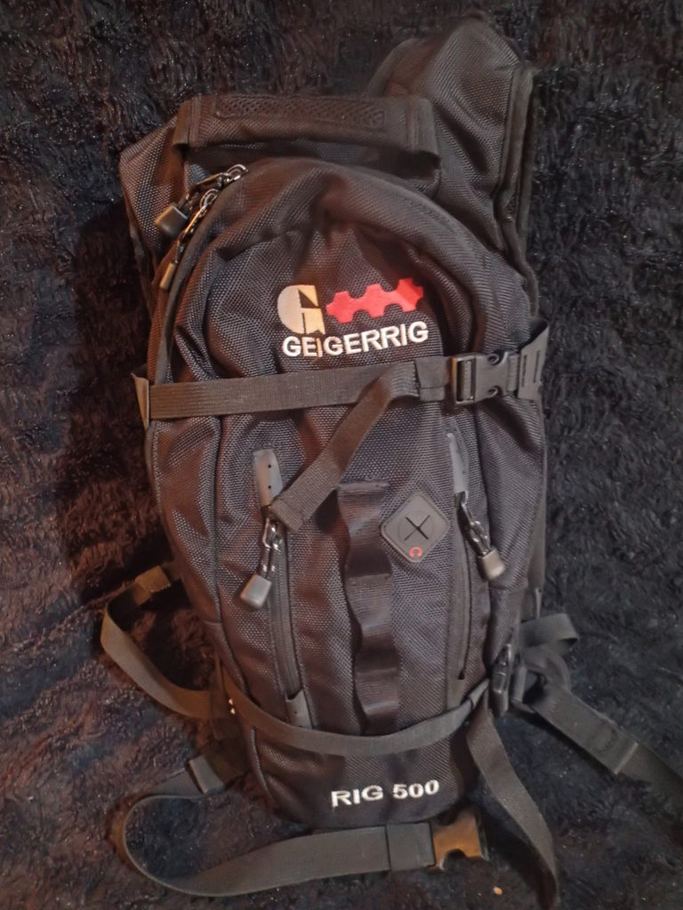 Geigerrig Small Backpack for Short Trips Essential Hiking Gear